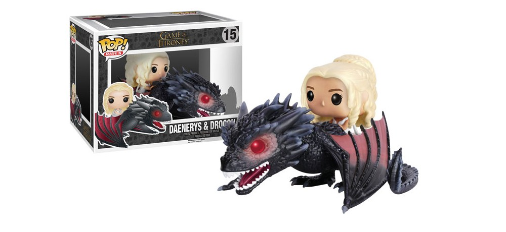 HBO & Funko Announce New Game of Thrones Pop! Figures