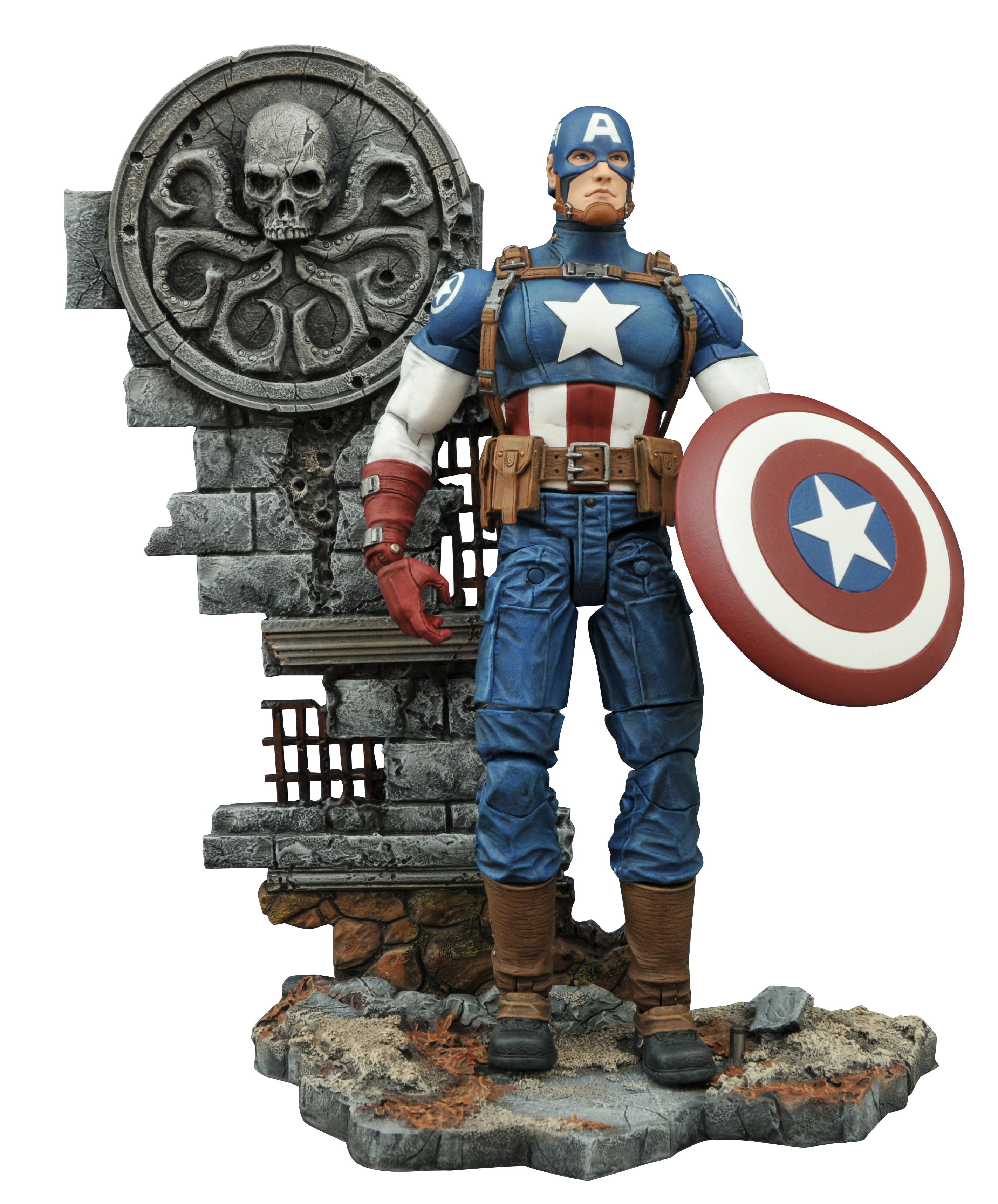 Diamond Select Announces Disney Store/Marvel Shop Exclusive