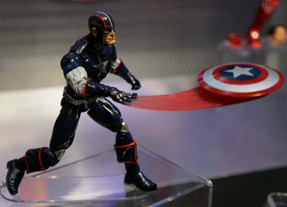 Captain America Secret War