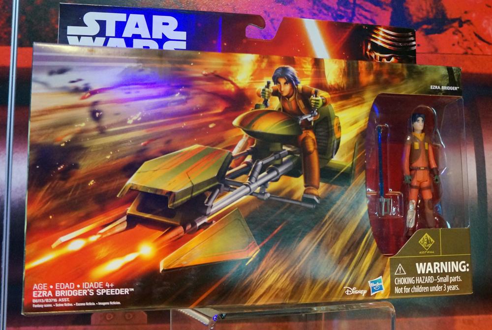 Toy Fair 2016: Star Wars Rebels u0026 The Force Awakens Debuts ...