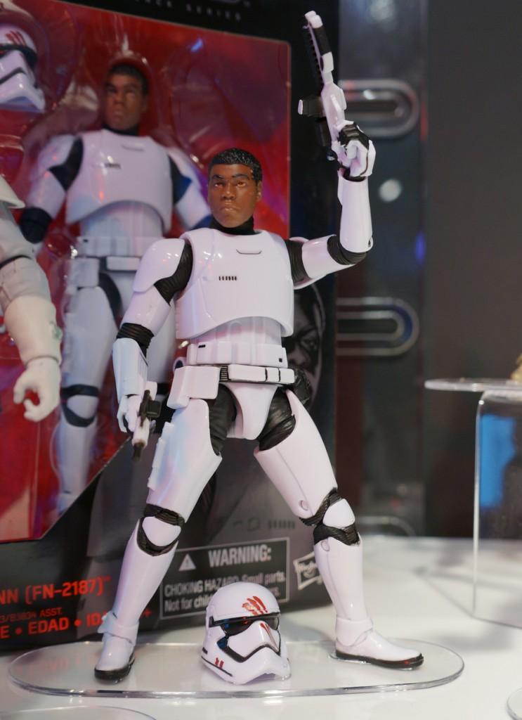 Finn First Order Trooper