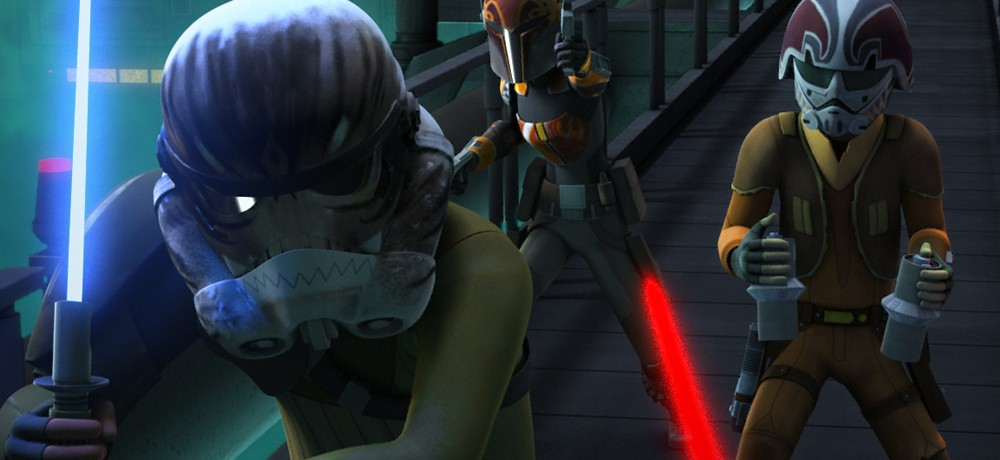 Star Wars Rebels: The Call - Clip and Images