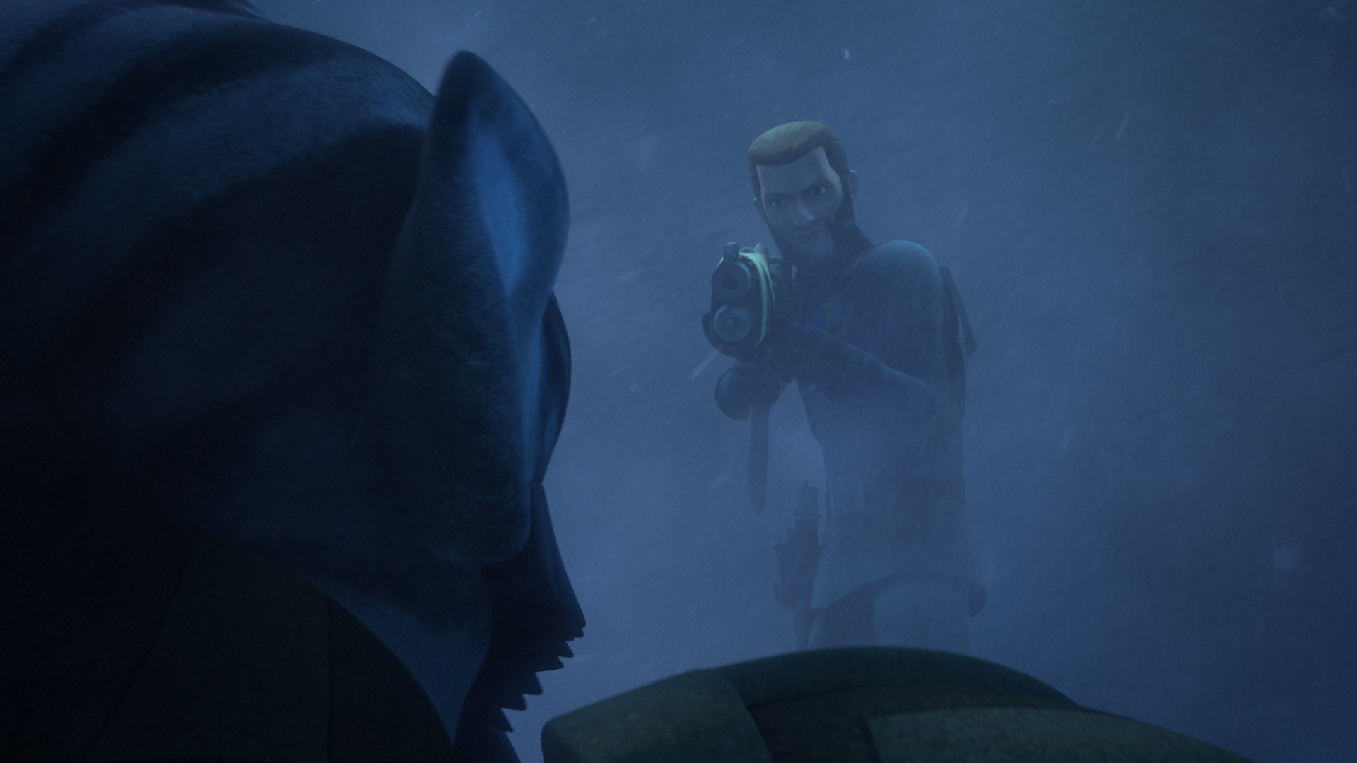Star Wars Rebels: The Honorable Ones – New Images and Clip