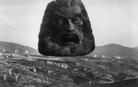 SCI-FI NERD: Freaky Friday - Zardoz (1974): James Bond Meets The Future And Grows A Mustache