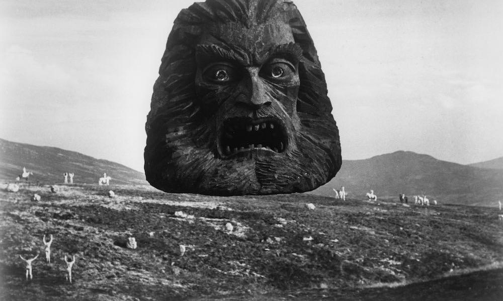 Image result for zardoz head