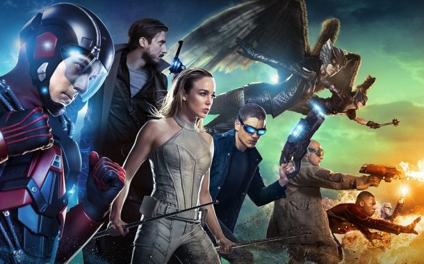 Legends of Tomorrow: Season 1 Episode #4 - A Review