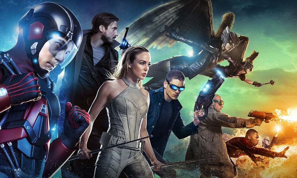 DC's Legends Of Tomorrow: Season 1, Episode 7 - A Review
