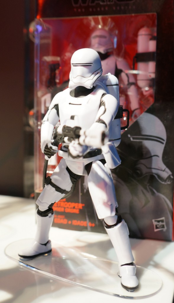 First Order Flametrooper