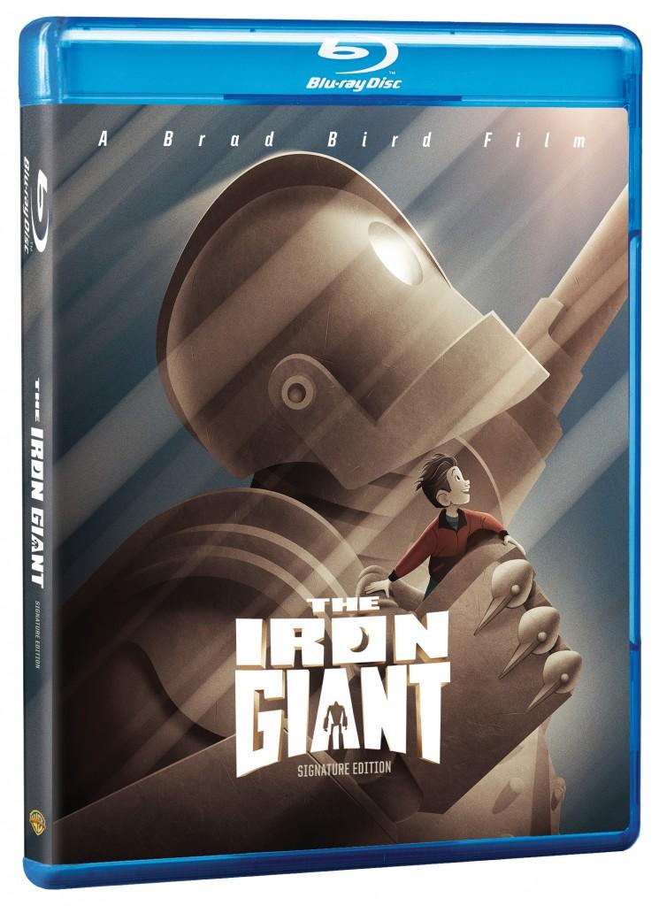 3D Iron Giant