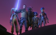 Star Wars Rebels: The Mystery of Chopper Base Review