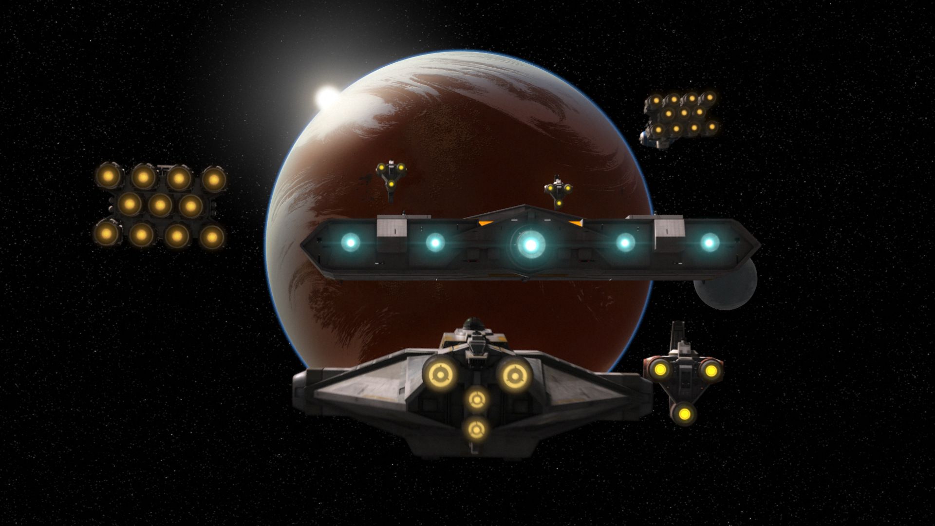 Star Wars Rebels The Forgotten Droid New Clip And