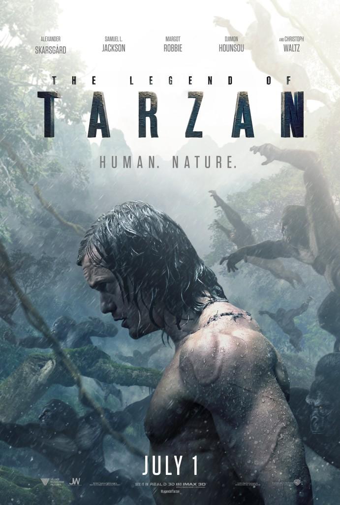 Tarzan Poster