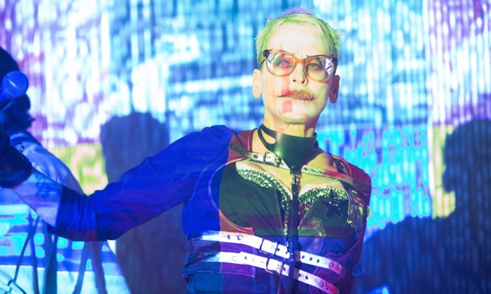 """GOTHAM: Guest star Lori Petty in the  """"Wrath of the Villains: This Ball of Mud and Meanness"""" episode of GOTHAM airing Monday, March 14 (8:00-9:01 PM ET/PT) on FOX. ©2016 Fox Broadcasting Co. Cr: Jessica Miglio/FOX."""