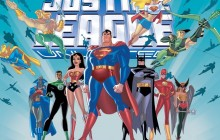 SCI-FI NERD: Animation Wednesday - Justice League Unlimited: Best Ever? Probably