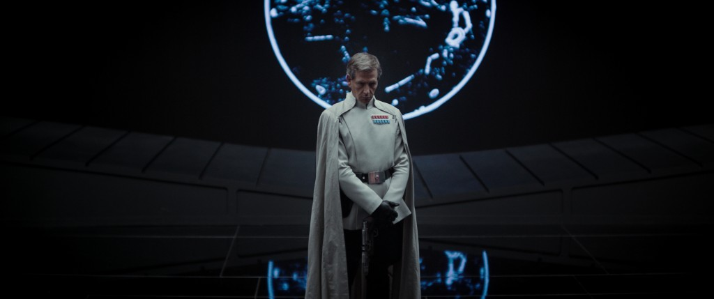 Rogue One: A Star Wars Story(Ben Mendelsohn)Ph: Film Frame©Lucasfilm LFL