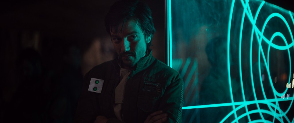 Rogue One: A Star Wars Story(Diego Luna)Ph: Film Frame©Lucasfilm LFL