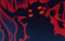 Justice League vs. Teen Titans: Trigon Appears to Raven - Clip