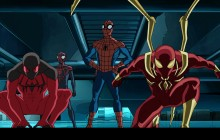 Ultimate Spider-Man Vs. The Sinister Six - Force of Nature Clip