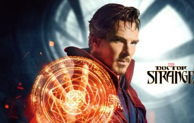 NEW DOCTOR STRANGE - Motion Poster Unveiled!