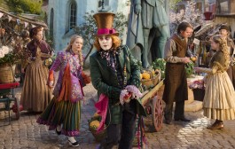 Alice Through the Looking Glass -- Movie Review