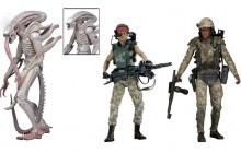 NECA Series 9 Aliens Figures Preview!