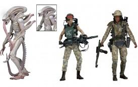 NECA Series 9 Aliens Figures Preview!
