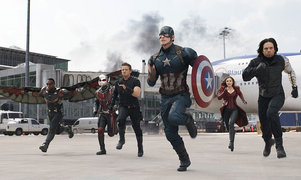 Captain America: Civil War -- Movie Review