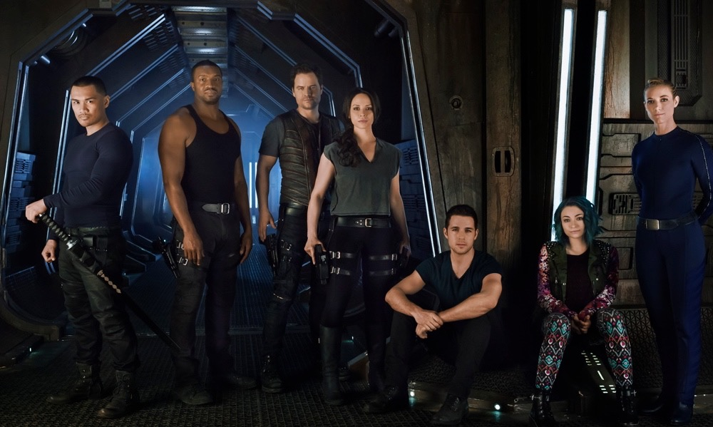 Dark Matter (SyFy): Season 2 News