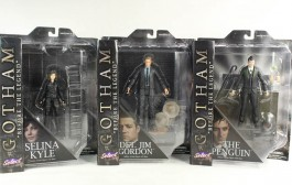 Diamond Select Gotham Action Figure Review