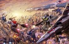 SCI-FI NERD: Animation Wednesday - Gundam, Macross And Robotech (1979 - Now): The Birth Of Mecha