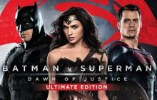 Warner Bros. Announces Batman v. Superman: Dawn of Justice Ultimate Edition