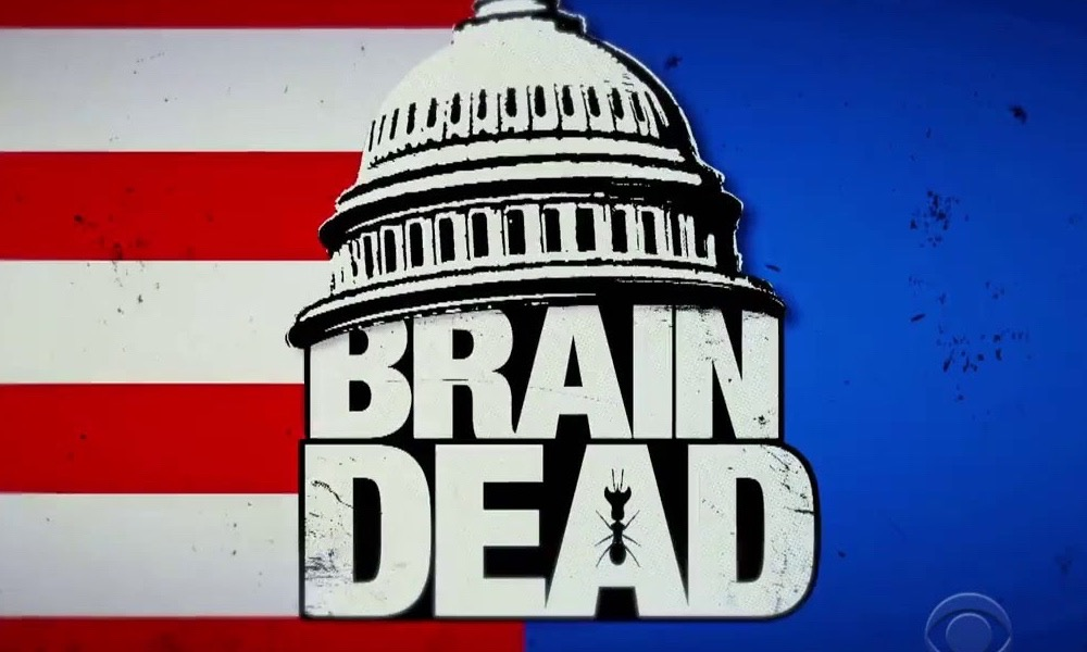 BrainDead Review - Playing Politics: Living Life in the Shadow of the Budget Showdown