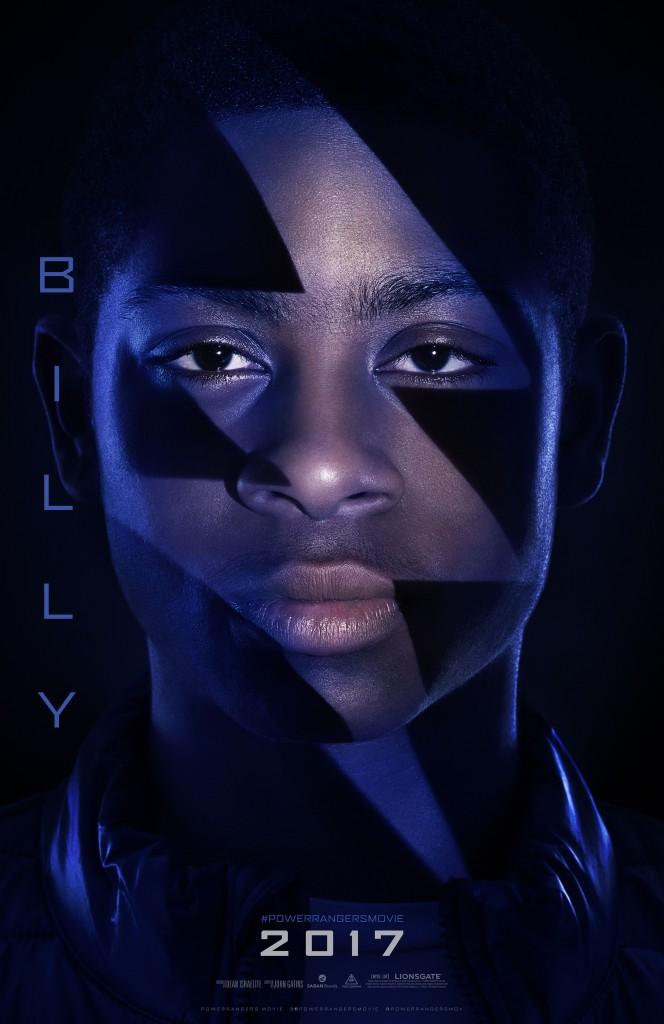 Billy - Power Rangers
