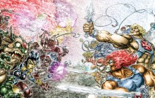 Marvel and DC Comics Combine for He-Man/Thundercats