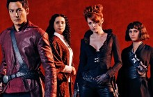 SCI-FI NERD: The Future Of Genre TV 2016 - Into The Badlands: A Portend Of Things To Come?