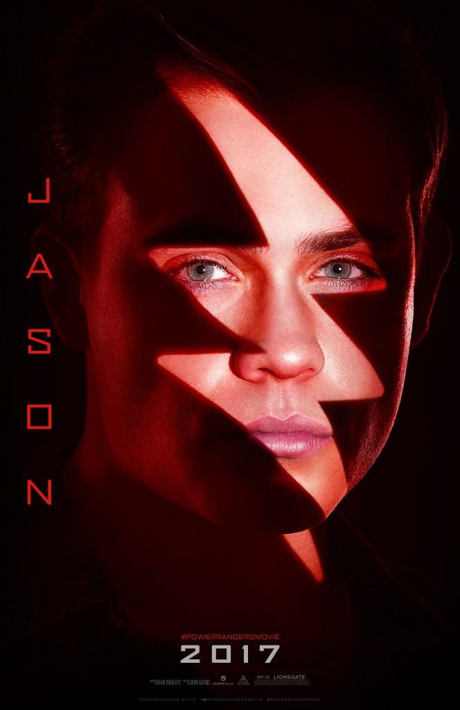 Jason - Power Rangers