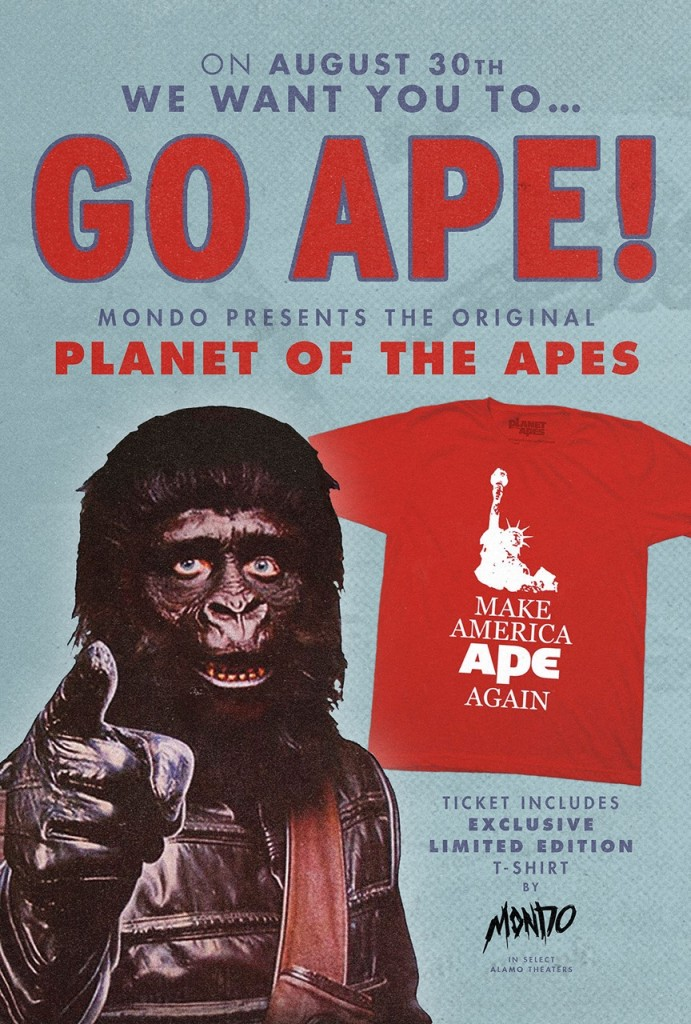 PLANET OF THE APES MERCH