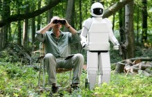SCI-FI NERD - Robot And Frank (2012): A Story About The Future Of Man And Machine