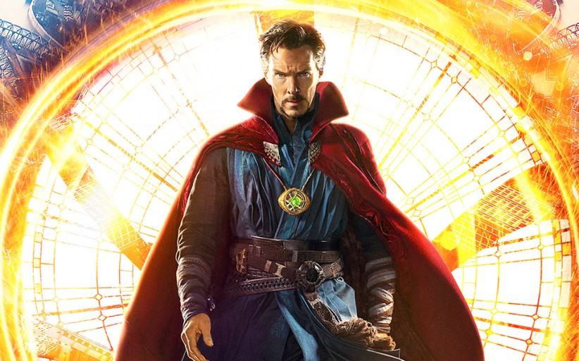 Doctor Strange HD Release Reveals TEAM THOR 2 and End Tag Clip