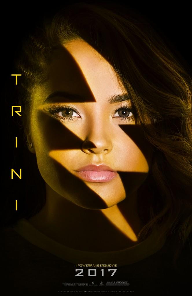 Trini- Power Rangers