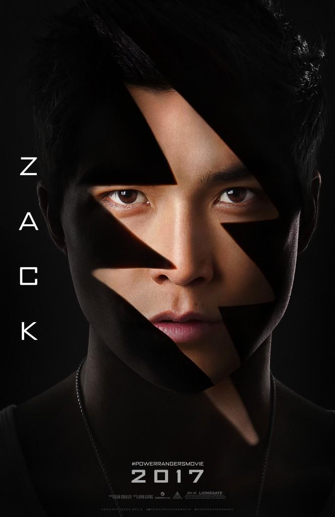 Zack - Power Rangers