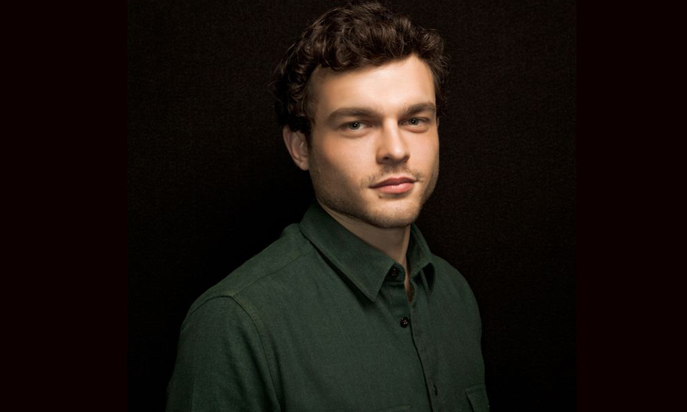 Official Alden Ehrenreich Is The New Han Solo Sci Fi