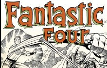 IDW Announces Jack Kirby's Fantastic Four Artist's Edition
