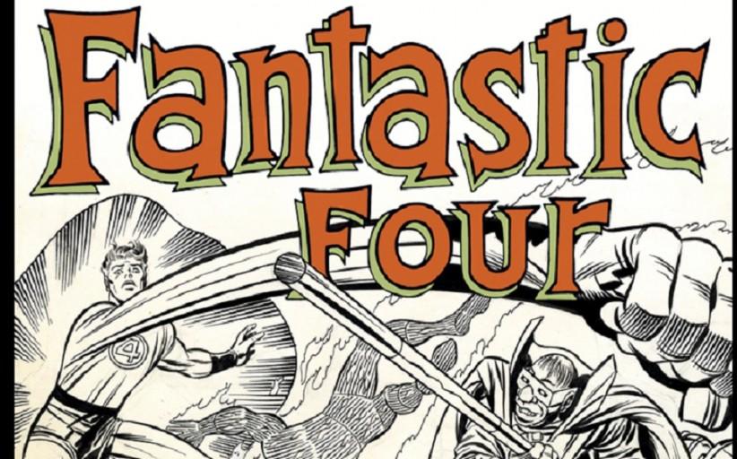 IDW Announces Jack Kirby's Fantastic Four Artist's Edition