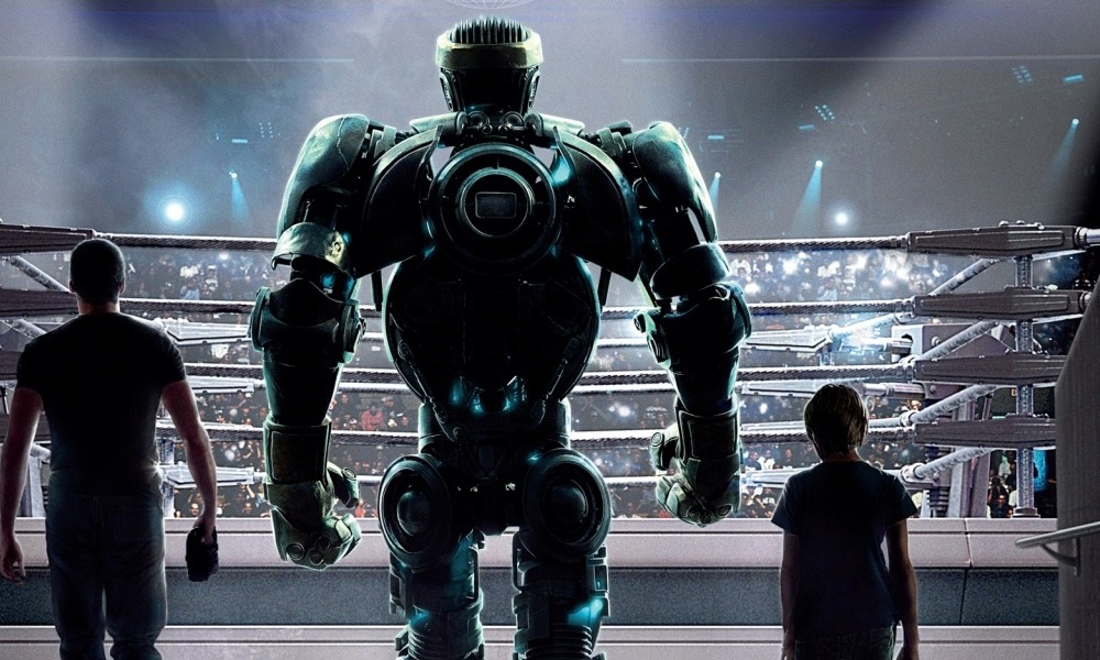 Image result for Real Steel 2011