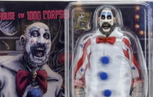 NECA Unleashes the Captain Spaulding Figure!