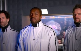SCI-FI NERD - Dark Matter: A Review. Season 2, Episode 9 - Going Out Fighting
