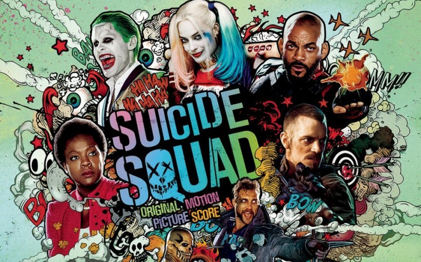 Suicide Squad: Original Motion Picture Score Review