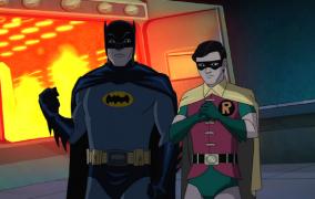 Warner Bros. Announces Batman: Return of the Caped Crusaders