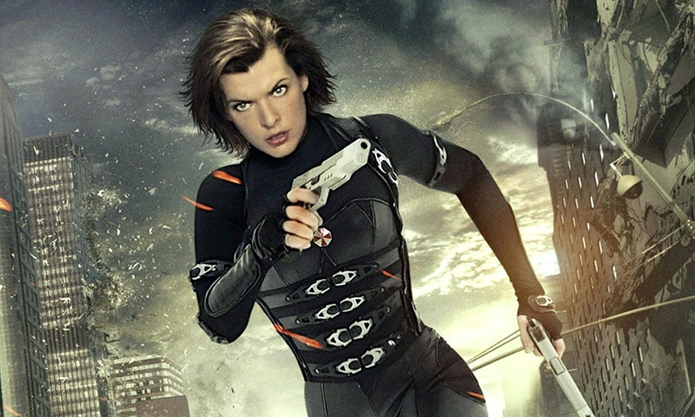 SCI-FI NERD: Franchise Watch - Resident Evil: From Video Game To Franchise - Resident Evil 101